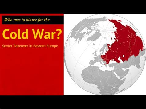 End of the Cold War Summary - SchoolWorkHelper
